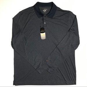 Greg Norman Long Sleeve Polyester Shirt